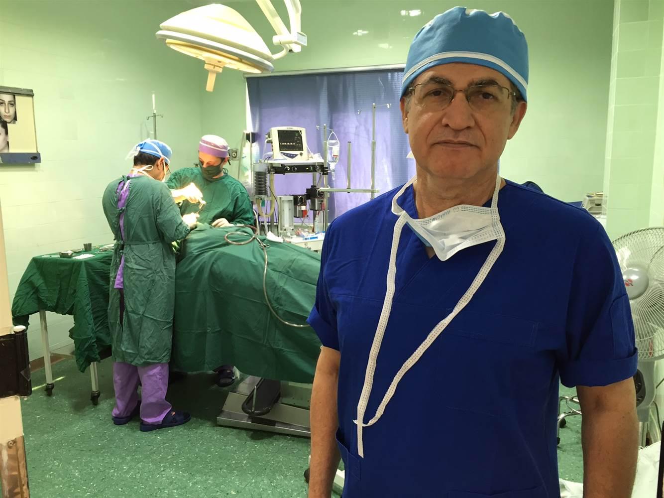 هزینه جراحی بینی در آمریکا
