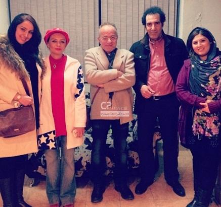 عکس یکتا ناصر و تیپ جدید زمستانی اش!
